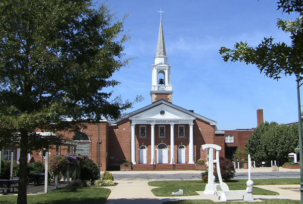 First Baptist Church - Asheboro, NC