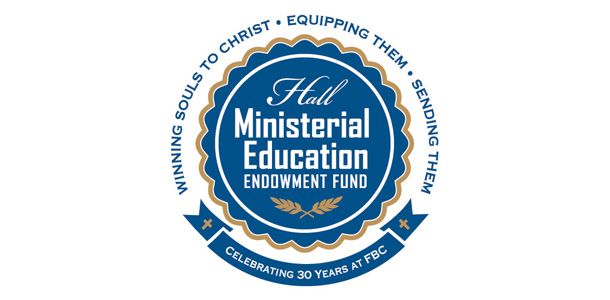 The Hall Ministerial Endowment