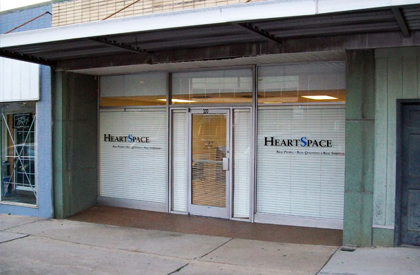 The HeartSpace Building
